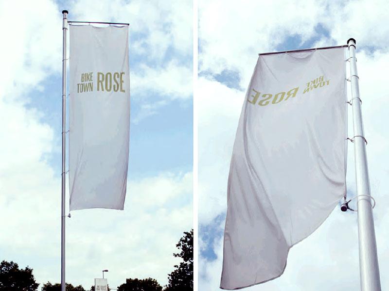 Banner und Fahnen