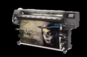 HP Latex 360 Drucker ist die 3. Generation der Latex Drucktechnologie